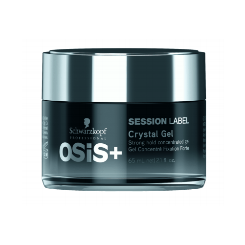 Citri Hair and Beauty Mount Barker OSIS Session Label Crystal Gel