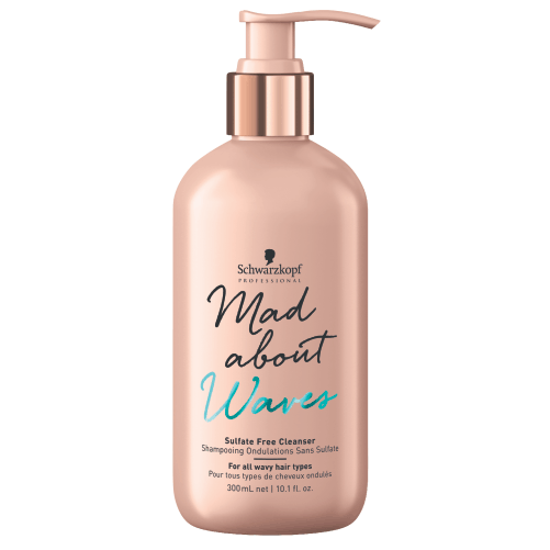 Mad About Waves - Sulfate Free Cleanser - Citri Hair and Beauty Mount Barker