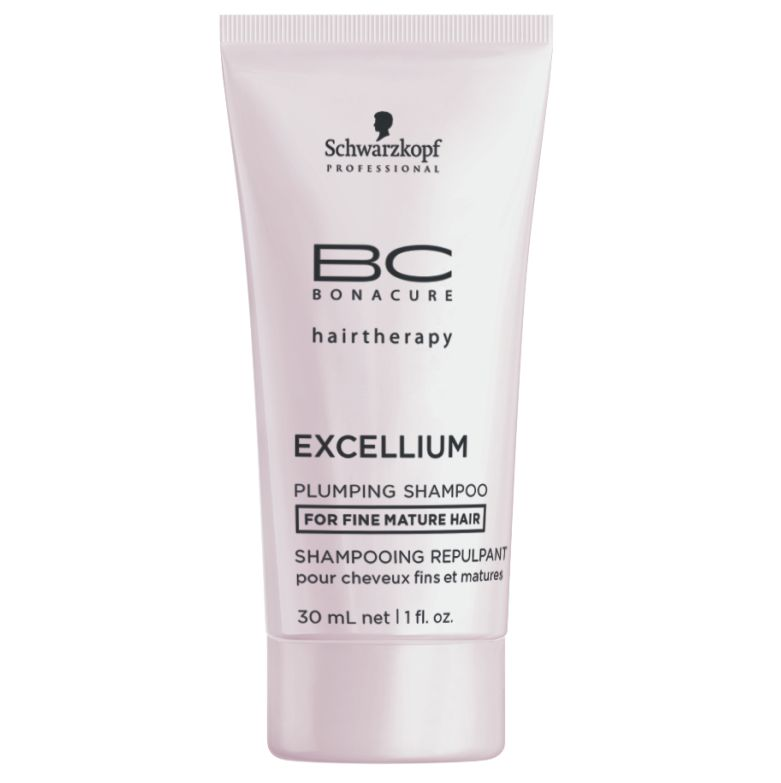 BC_EX_PlumpingShampoo_30ml Citri Hair Mount Barker